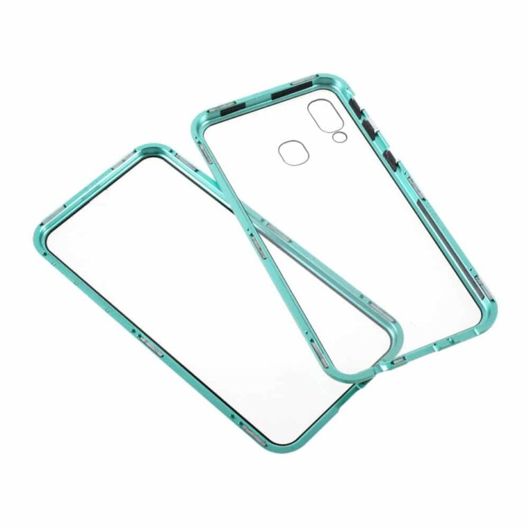 Samsung-a40-perfect-cover-groen-2