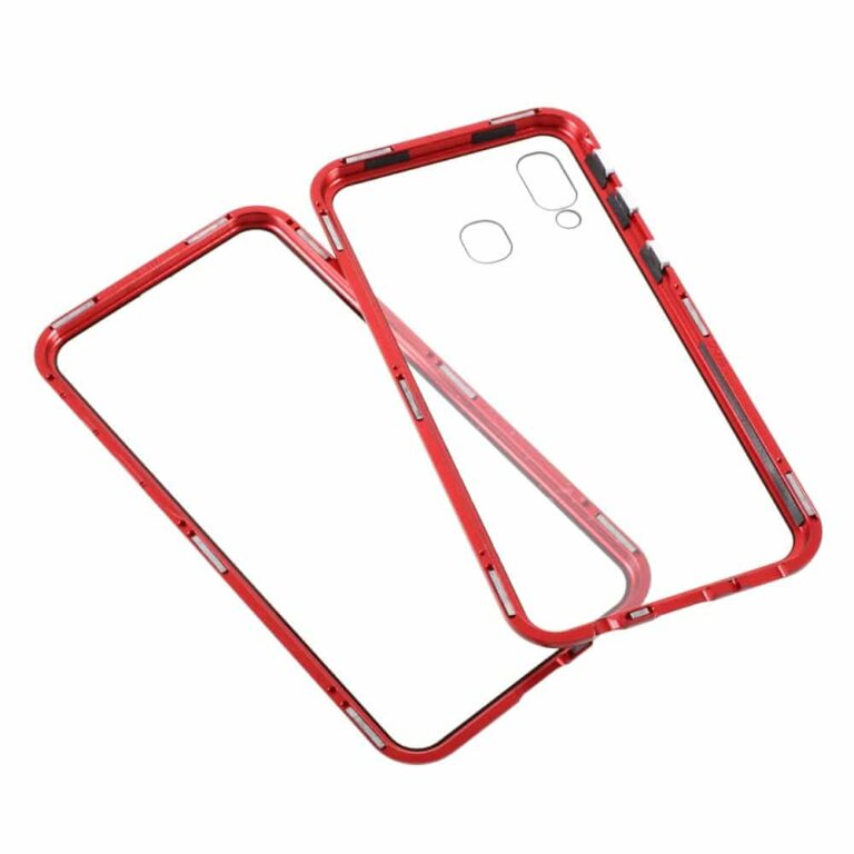 Samsung-a40-perfect-cover-roed-2