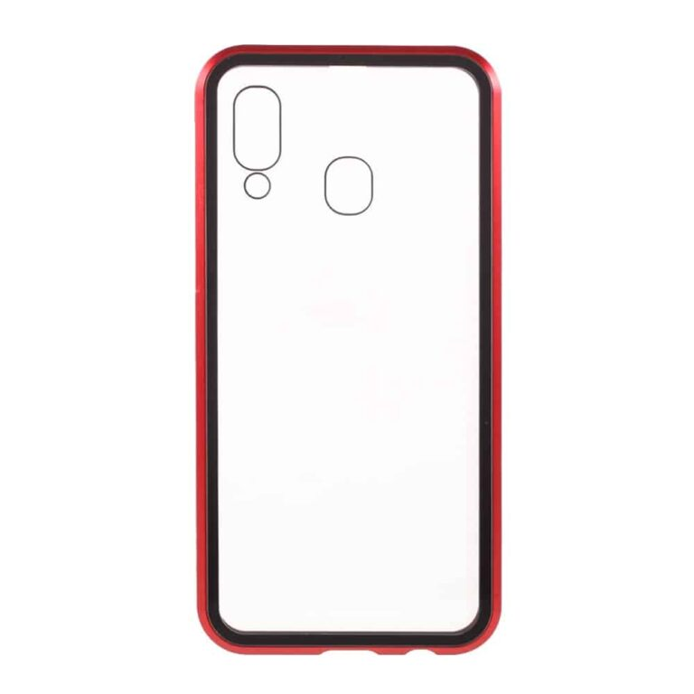 Samsung-a40-perfect-cover-roed-3