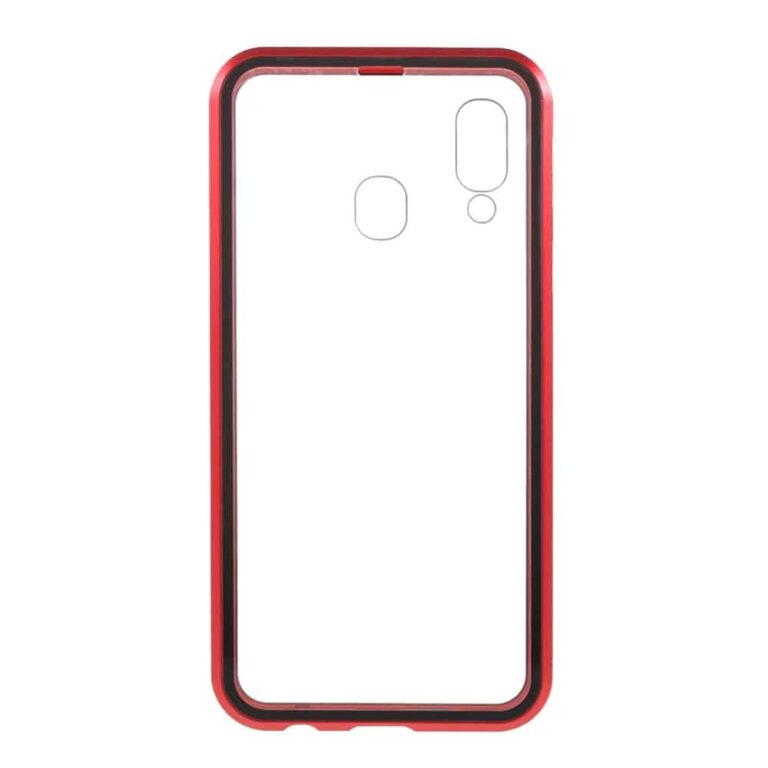 Samsung-a40-perfect-cover-roed-4