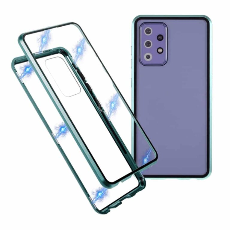 Samsung-a52-perfect-cover-groen-1