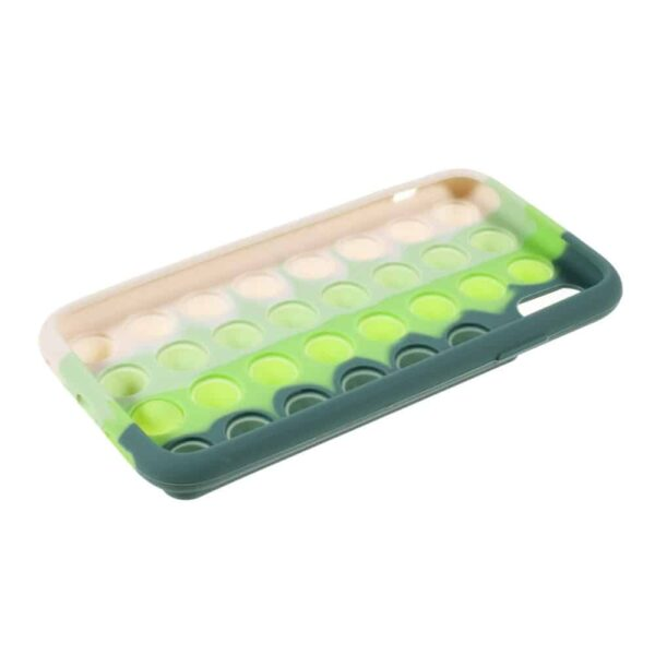 Iphone-xr-popit-cover-groen-7