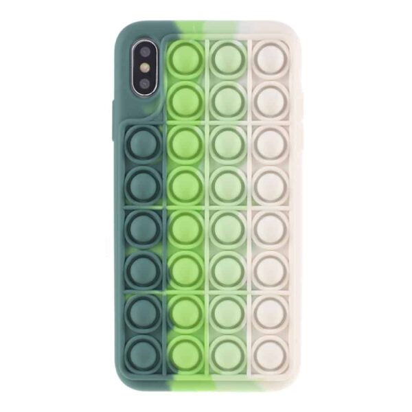 Iphone-xs-max-popit-cover-groen-2