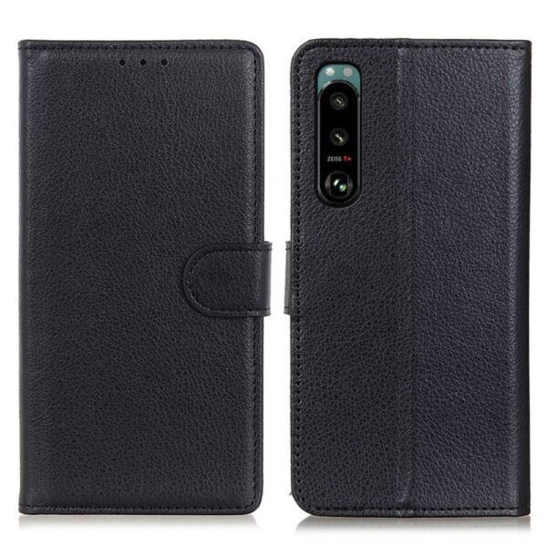 Sony-xperia-5-iii-5g-leather-case-1